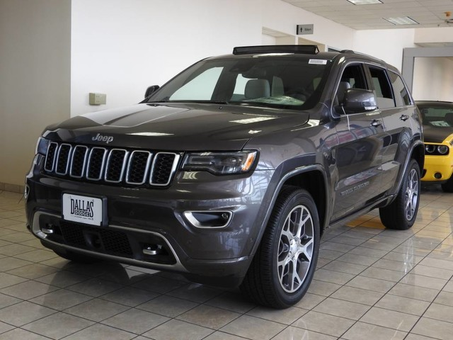 Car Lease Deals Near Me >> New 2018 JEEP Grand Cherokee Sterling Edition Sport ...