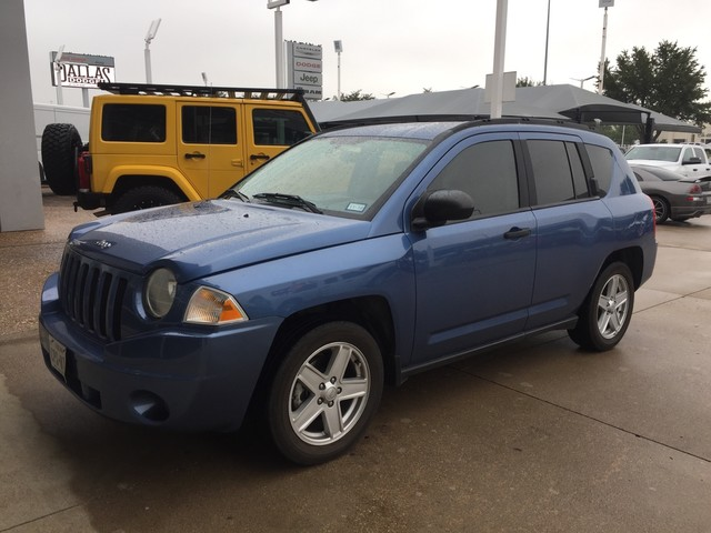 Pre Owned 2007 Jeep Compass Sport