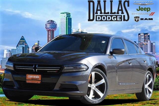 Pre Owned 2017 Dodge Charger Se Sedan In Dallas Hh627648 Dallas