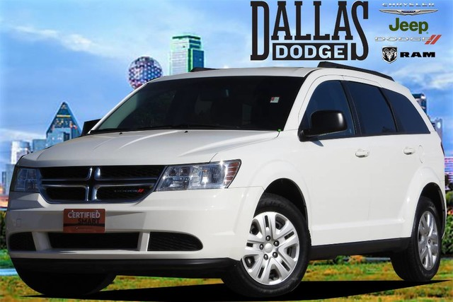 Certified Pre Owned 2016 Dodge Journey Se