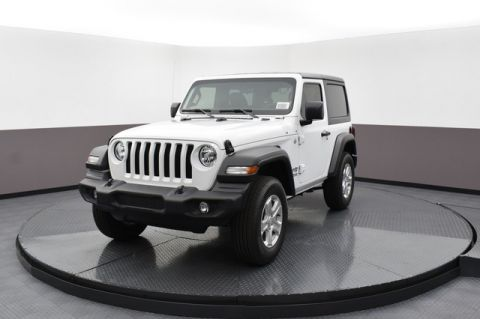 New Jeep Wrangler in Dallas | Dallas Dodge Chrysler Jeep Ram