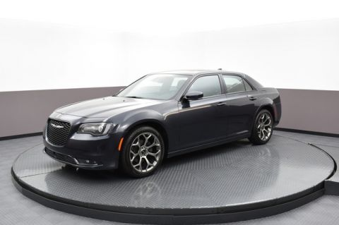 Certified Pre-Owned 2018 Chrysler 300 300S
