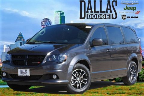 New 2018 dodge grand caravan se passenger van in dallas jr348562 new 2018 dodge grand caravan se plus fandeluxe Gallery