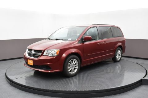 Certified Pre-Owned 2015 Dodge Grand Caravan SXT